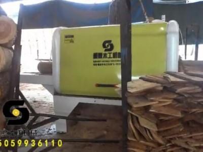顺意木工机械设备 多片锯视频 圆木多片锯20cm 25cm (38播放)