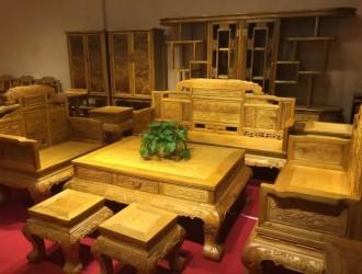 广西南宁市皇家金丝楠木公司--产品图片