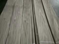 出售优质黑胡桃直纹木皮