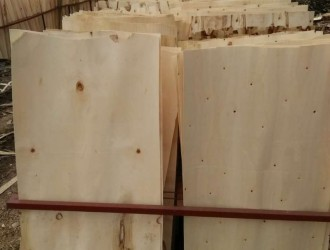 湖北省枣阳市梦冉木业出售按吨的洞板,毛皮