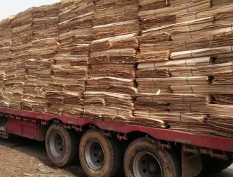 杨木板皮,松木板皮