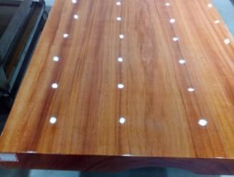 实木大板桌订做加工