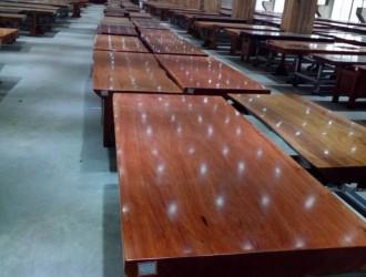 张家港凯旺木艺加工生产各种规格实木大板桌