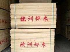 出售欧洲进口桦木板材,各种规格最新报价