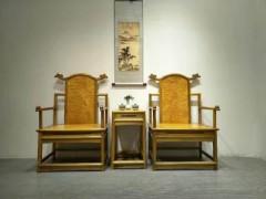 金丝楠木太师椅