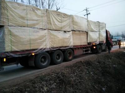 山东泓彰木业有限公司杨木漂白木皮视频1