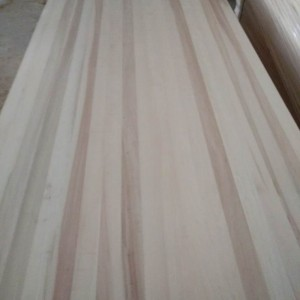 山东菏泽杨木直拼板厂家批发各种规格杨木拼板