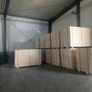 俄罗斯进口樟子松集成材批发