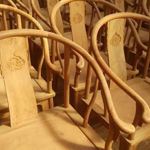 福苑古典家具出售草花梨圈椅,质优价廉