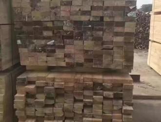 进口黄松建筑木方厂家