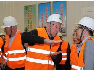 丰林集团新西兰木材加工项目有序开展 超级刨花板生产线技术加速升级