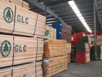 进口红橡实木板材出售