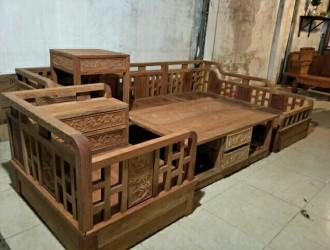 优价销售大红酸枝红木家具