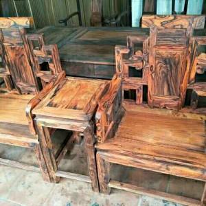 缅甸花梨成品半成品红木家具专业供应