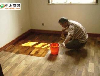 科学保养防腐木地板,延长产品的使用寿命