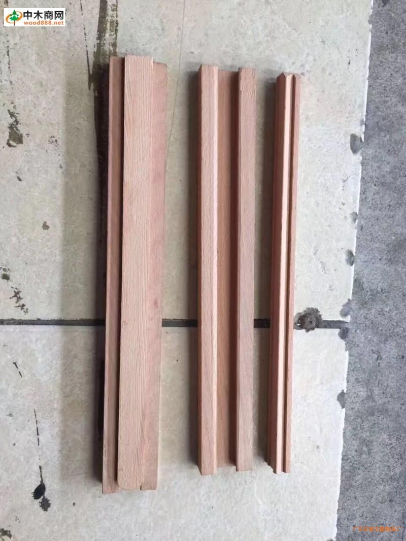 榉木导轨,木制轨道配件