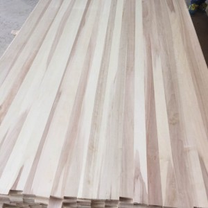 杨木直拼板出售