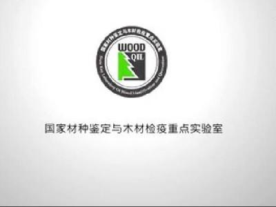 国家材种鉴定与木材检疫重点实验室 (148播放)