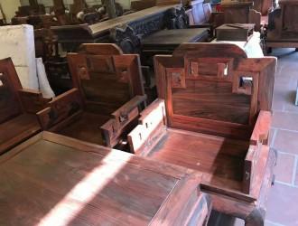 广西伟美红木家具