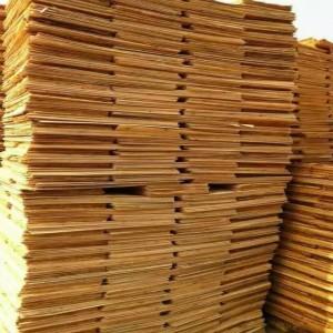 松木板皮出售