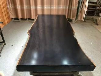 黑檀木皮家具