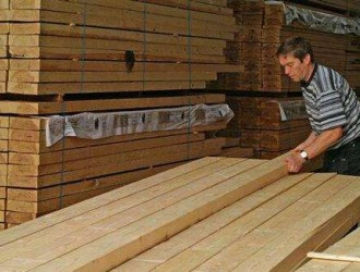 加拿大木材在中国中部市场不断扩大