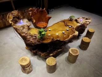 板屋木业—金丝楠图片
