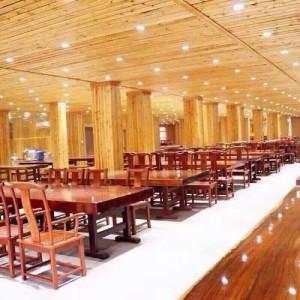 赞比亚花梨实木大板桌
