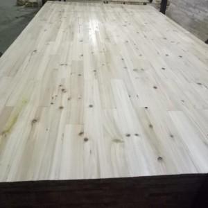 平接的香杉生态板芯出售