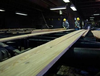 加拿大木材公司增加对中国市场出口 同时提高对美国木材出口价格