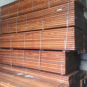 印尼菠萝格木材多少钱一方以及印尼菠萝格规格有哪些