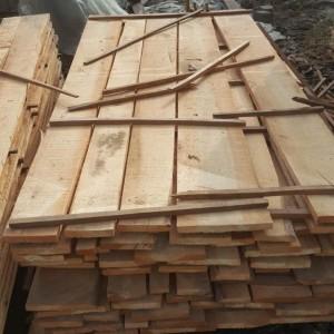河南漯河白椿木烘干板,厚度2.5-7.5厘米