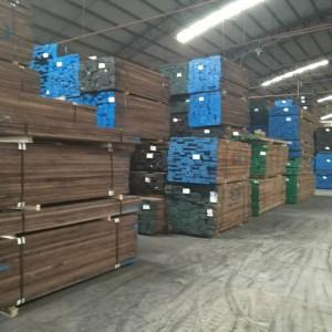 进口北美黑胡桃实木板材