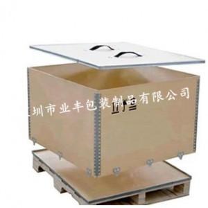 可拆卸木箱