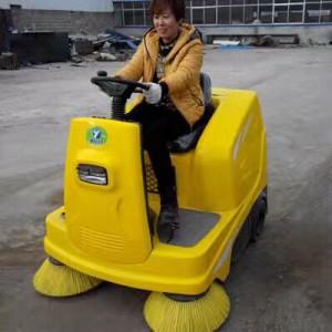 JM-1350电动驾驶型扫地机
