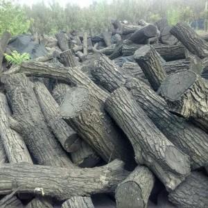 特价出售核桃木原木