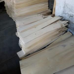 桦木地板木皮