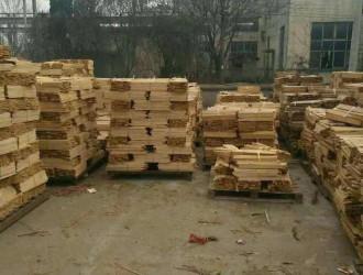 湖北佳源木业有限公司--杉木小料