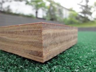 建筑模板中竹胶合板和木胶合板是一样的吗?