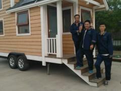 乐游居木屋-工程案例