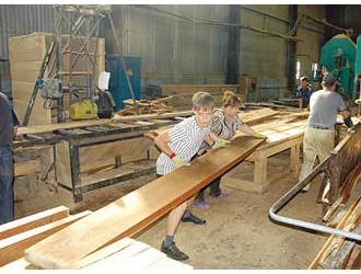 木材加工工业的咨询技术 ——规划制造流程