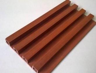 生态木墙板的简易安装方法