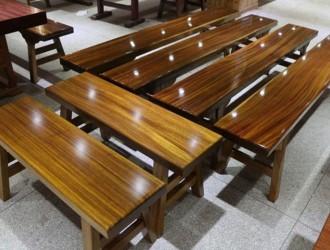 经常被人忽略的实木大板性价比之王——奥坎大板