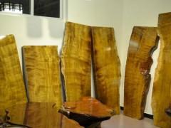 金丝楠木锯材