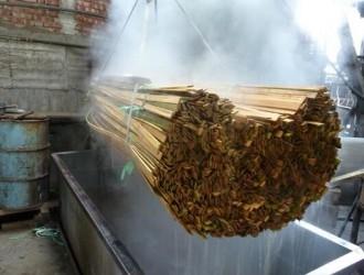 中国竹材加工技术与装备研发取得新突破