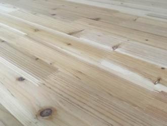 门芯材杉木指接板