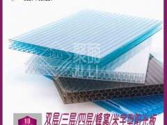 济南蜂窝阳光板用于采光