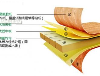 原木免漆饰面板生产厂家浅谈生态板的生构造知识
