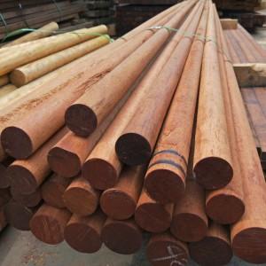 许昌印尼菠萝格古建寺庙板材与木方以及板方价格相差多少