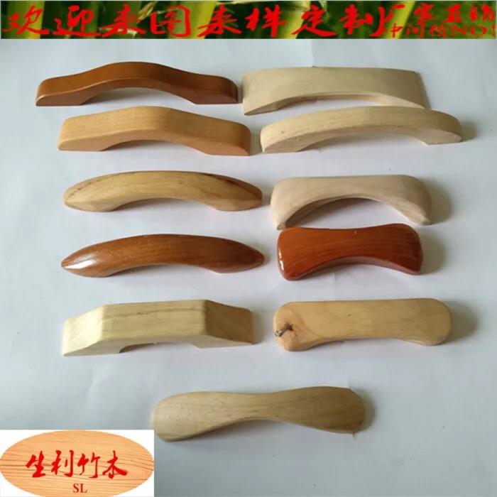 厂家大量供应各种欧式木制拉手 衣柜拉手 抽屉木拉手欢迎订制